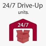 24 7 Drive Up Units